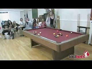 Jy ball transfer strip Strip 8-ball with naomi and lieza part 1