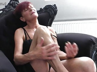 Vaginas videos Skinny old granny with hairy hungry vagina