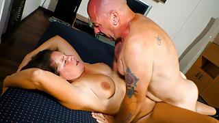 LETSDOEIT - Mature German Amateur Gets Hard Pussy Banged
