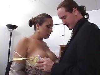 Alisandra monroe make me cum - Hot busty secretary alisandra monroe banged in office