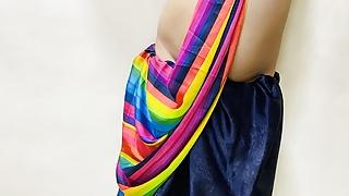 Indian gay crossdresser bottom kinky play