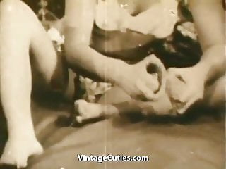Teen sitcoms 1960 Teen swingers play strip poker and fuck 1960s vintage