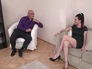 Mom fucking daddy - Sexy mature mom blows and fucks lucky daddy
