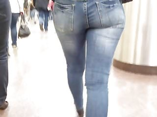 Hot ass jean pictures Hot ass in tight jeans