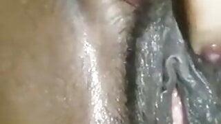 Indian girl closeup show for boyfriend