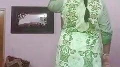 Desi Aunty Romance with husband