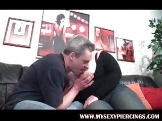Sexy nip My sexy piercings bbw milf in stockings and pierced nips