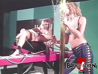 Vintage male physique bruce links Bruce seven - freaky lesbians play with bondage