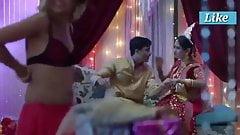 Сексуальный синий фильм, горячее и сексуальное бхабхи, Devar Hot Mo