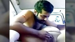 desi marathi aunty moaning in car