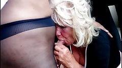 Granny suck cock e12
