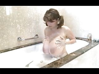 Velba breast Milena velba naughty in bath