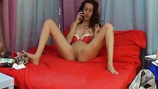 Michelle SexySat TV Beautiful Natural Girl
