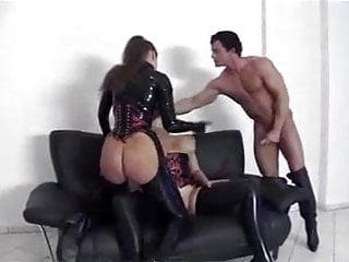 Postions of sex Master slaves of sex - fetish bdsm threesome