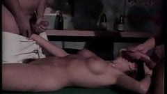 Peter North can't stop cumming