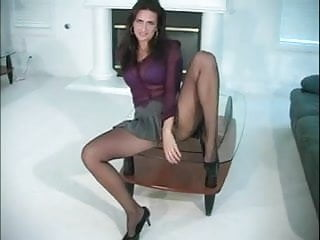 Sexy in Ava ramon sexy in pantyhose
