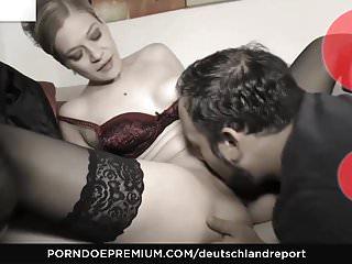 Reporters andrews nude video u tube Deutschland report - cute lullu gun sucks dick in the fores