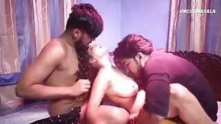 Uncut webseries, follow the Twitter handle Ankitarao34
