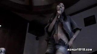 nasty Korean whore wants money for sex
