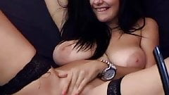 cam girl begging for cock