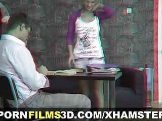 3d design porn Porn films 3d - hottie seduces her tutor