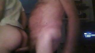 Cute twink fuckd by older man 2