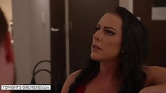 Tonights Girlfriend Texas Patti gets fucked in the ass