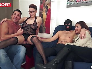 Hot wives having sex - Letsdoeit - italian amateurs swap wives in hot foursome sex