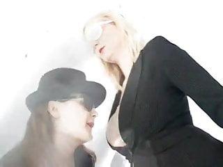 Femdom pumping - Fetish pump lesbian milfs