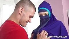 hot Arab girl fucked hard