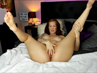 Milfs like it bog morgan reigns Awesome redhead wife with phat ass