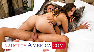 Naughty America - Havana Bleu needs some cock