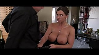 German MILF begs for the wurst shagging to begin