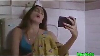 Indian aunty has sex with boy
