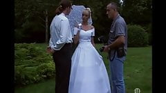 Vintage - The bride, the photographer & the groom