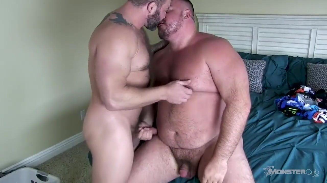 New Gay Bear Porn hunter scott & colby jansen