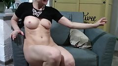Sexy Gothic Slut