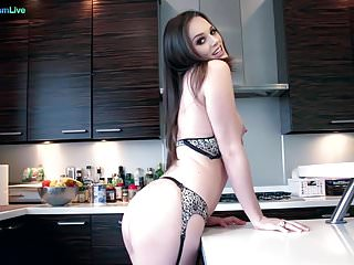 Sexy yoga tori black torrent Tori black in her sexy lingerie fell in love with her dildo