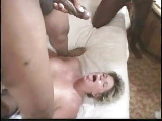 Barebacking gay Busty wife interracial gangbang bareback 2