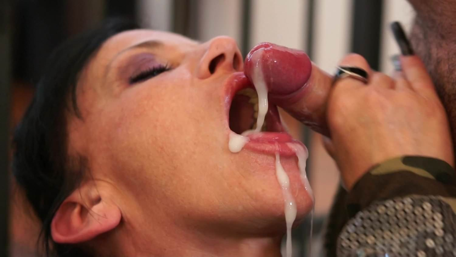 perfect girlfriend riding and blowing cock like its her daily job