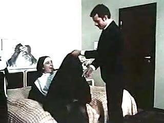 Vintage cc Foursome orgy crop of vintage cc nuns