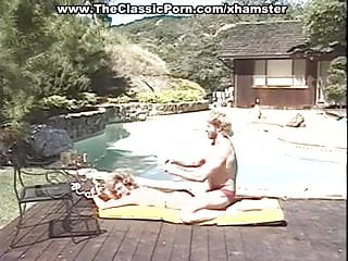 Married fucking couples - Married couple fuck near pool