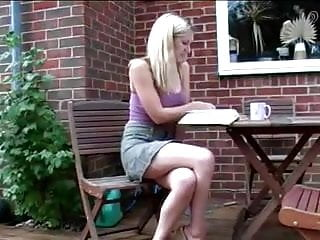 Outdoor wet pussy panties - Panty wetting