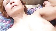 Granny fucking