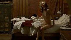 Evan Rachel Wood Nude Boobs And Bush In Mildred Pierce Scand