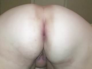 Shelly likes ass worship Shellie slow mo rocking that ass 4 me
