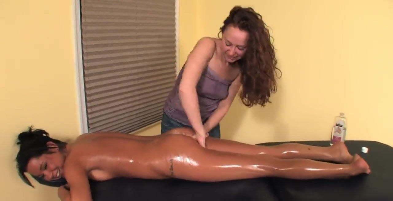 Julia Ann Lesbian Massage