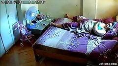 voyeur ipcam caught BBW masturbating
