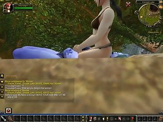 Xxx world of warcraft Facesitting pinned ryona - world of warcraft