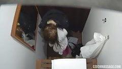 Czech Massage Hot Milf Hidden Cam
